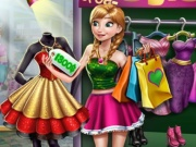 Ice Princess Realife Shopping