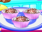 Cooking Chocolate Snowball