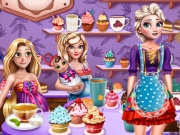 Princesses Tea Afternoon