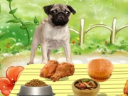 Puppies Meal Time