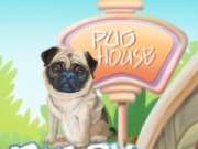 Puppy Pug House Decoration