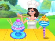 Slime Ice Cream Candy Cooking