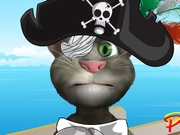 Talking Tom Pirate Dress Up